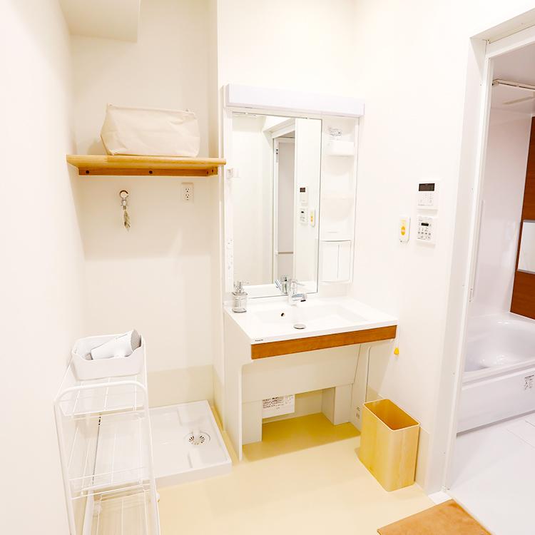3F~5F共用浴室